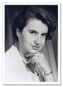 Rosalind Franklin. (Courtesy: National Library of Medicine NIH)
