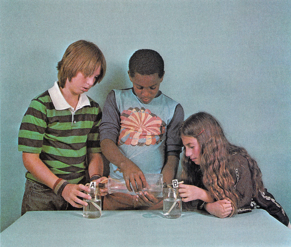 1970s Science Textbook Photos