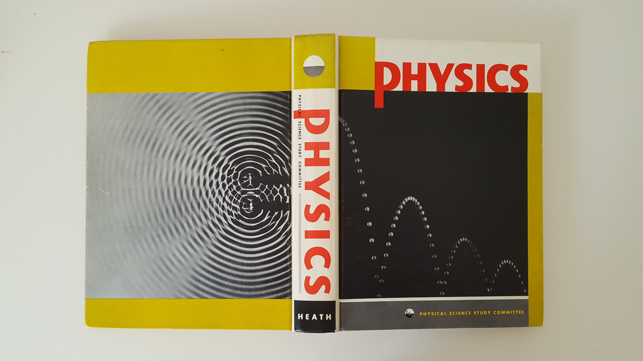 Cover: Physics, 1960