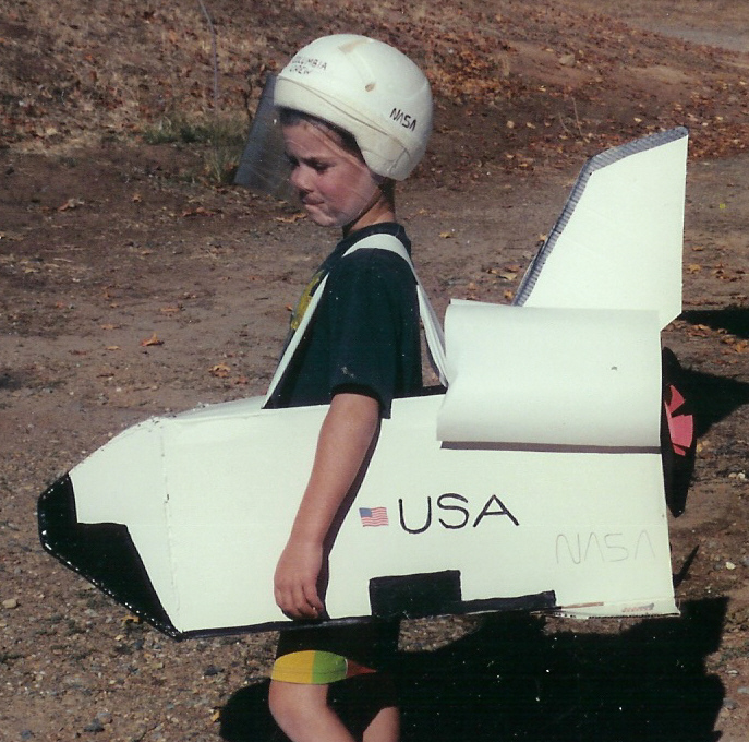 Halloween 2: Shuttles and Solar Systems – Seeing Science