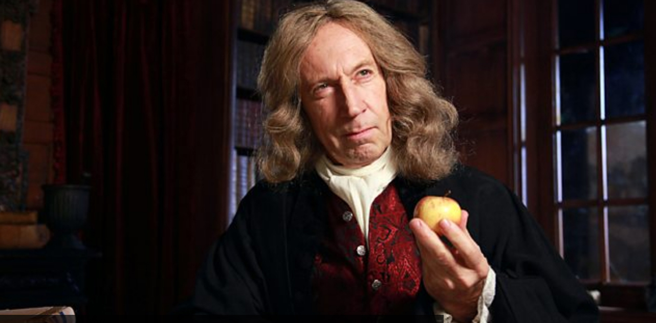 Jonathan Hyde as Isaac Newton