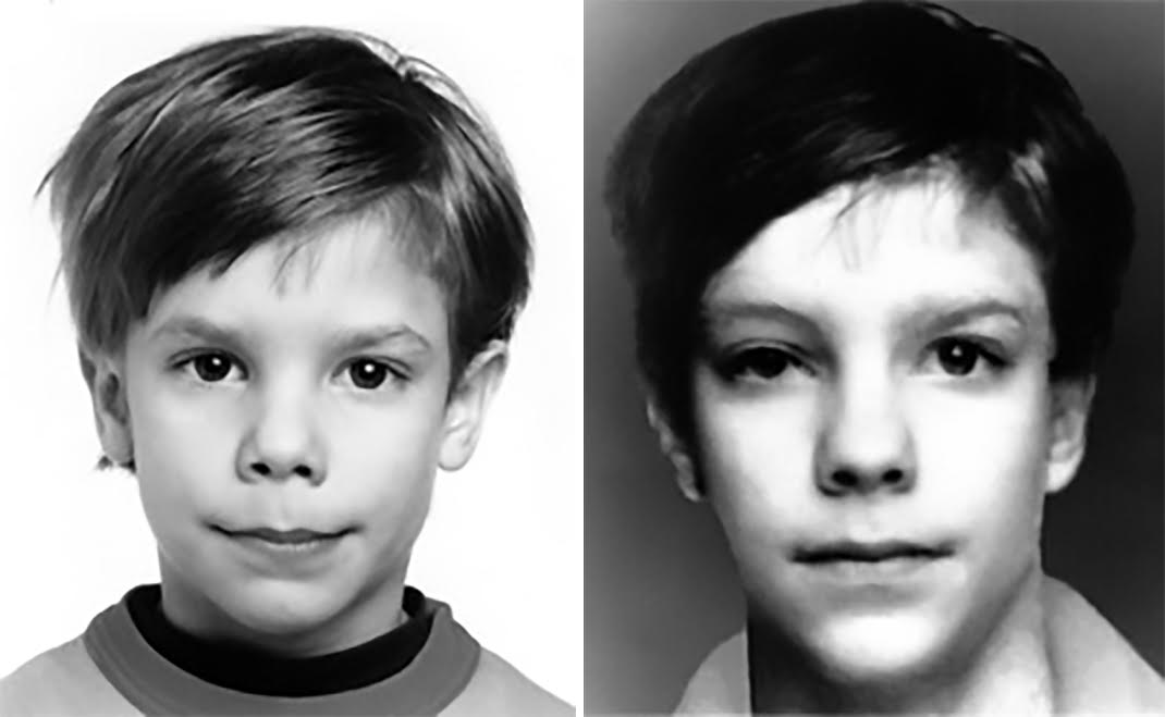 <p><em>Etan Patz Update (Age 6 to Age 13)</em>, 1984</p>