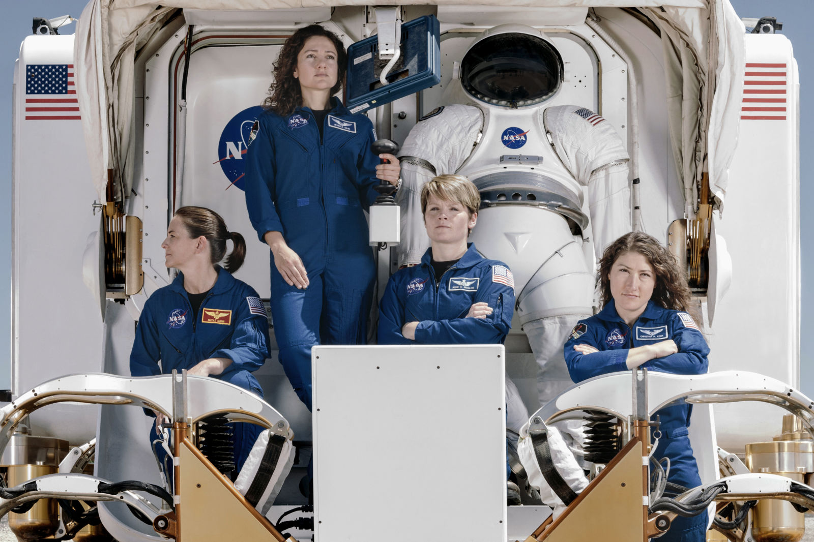 the new women of nasa